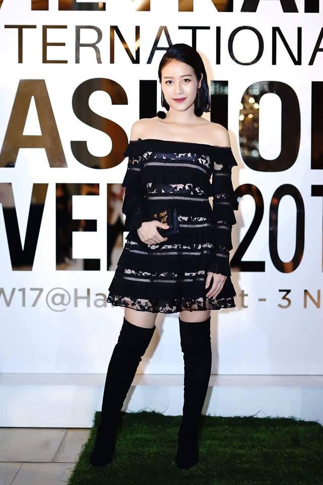 MC Phí Linh biến hóa với phong cách thời trang đa dạng và chất lừ - Ảnh 8.