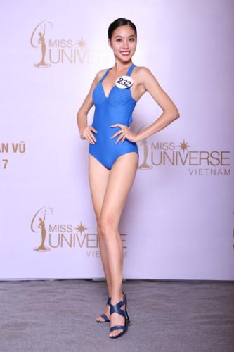 Lộ diện 35 người đẹp đầu tiên vào vòng bán kết Hoa hậu Hoàn vũ Việt Nam 2017 - Ảnh 1.