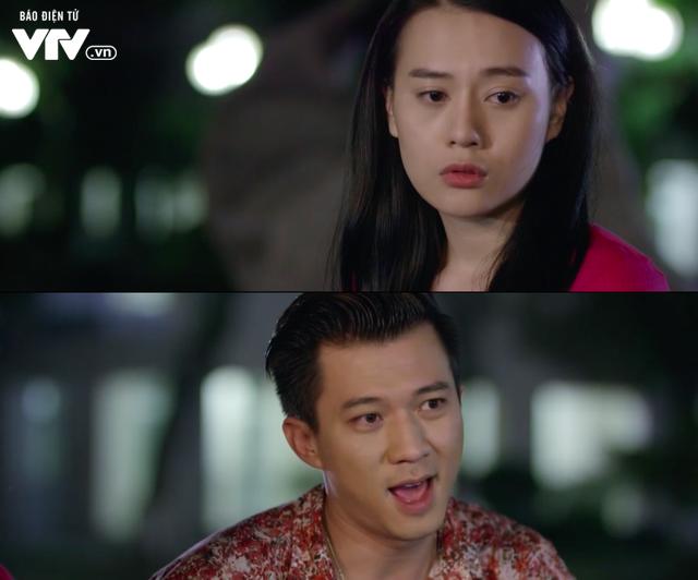 Ngược chiều nước mắt - Tập 2: Chuyện khiến Mai (Phương Oanh) có thai bị vỡ lở, Sơn (Hà Việt Dũng) làm cả nhà náo loạn - Ảnh 7.