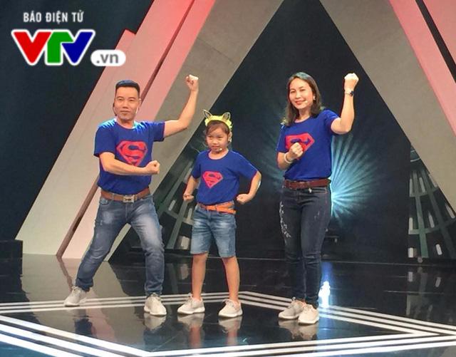 Gameshow Gia đình siêu nhân (21h15, Chủ nhật, 07/01/2018 trên VTV8) - Ảnh 2.