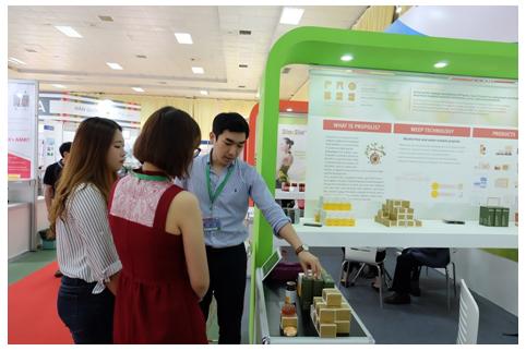 Doanh nghiệp Hàn Quốc tìm cơ hội đầu tư tại Vietnam Expo 2017 - Ảnh 4.