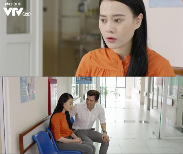 Ngược chiều nước mắt - Tập 2: Chuyện khiến Mai (Phương Oanh) có thai bị vỡ lở, Sơn (Hà Việt Dũng) làm cả nhà náo loạn - Ảnh 8.