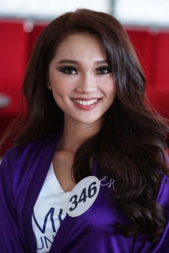Lộ diện 35 người đẹp đầu tiên vào vòng bán kết Hoa hậu Hoàn vũ Việt Nam 2017 - Ảnh 5.