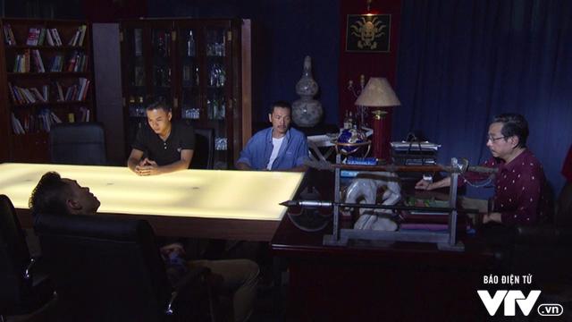 """Người phán xử - Tập 37: Lê Thành và Lương Bổng thoát chết trong gang tấc, Khải """"sở khanh"""" ào ào tuôn bí mật - Ảnh 9."""