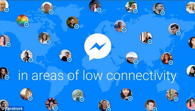 Facebook ra mắt ứng dụng Messenger Lite tại 150 quốc gia - Ảnh 1.