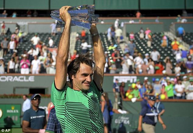 Phát sốt với vẻ lịch lãm của Roger Federer trên tạp chí GQ - Ảnh 1.