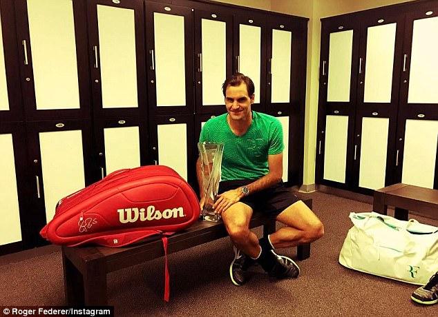 Roger Federer bỏ toàn bộ các giải đấu đất nện trước Roland Garros 2017 - Ảnh 1.