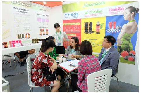 Doanh nghiệp Hàn Quốc tìm cơ hội đầu tư tại Vietnam Expo 2017 - Ảnh 2.