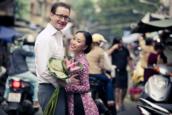 Đoan Trang không muốn rủ chồng cùng làm nghệ thuật - Ảnh 5.