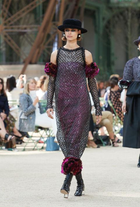 Chanel mang tháp Eiffel lên sàn diễn thời trang cao cấp - Ảnh 10.