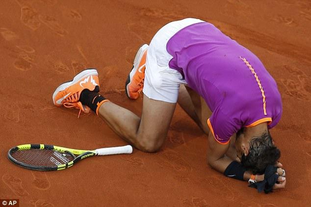 Vô địch Madrid Open, Nadal san bằng kỷ lục với Djokovic - Ảnh 2.