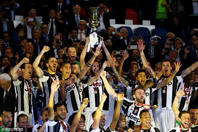 Kết quả bóng đá châu Âu rạng sáng 18/5: Real Madrid đại thắng, Juventus và Monaco lên ngôi vô địch - Ảnh 2.
