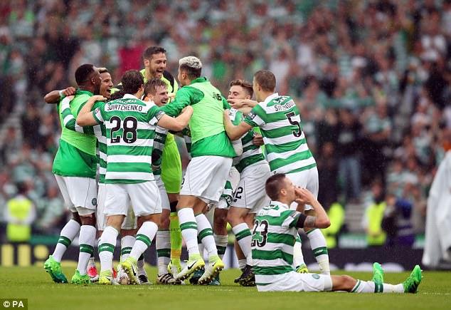 Celtic giành Cúp Quốc gia Scotland 2016/2017 - Ảnh 1.