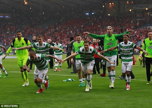 Celtic giành Cúp Quốc gia Scotland 2016/2017 - Ảnh 2.