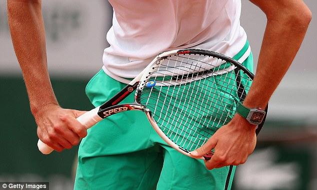Những thánh đập vợt tại Pháp mở rộng 2017 - Ảnh 5.