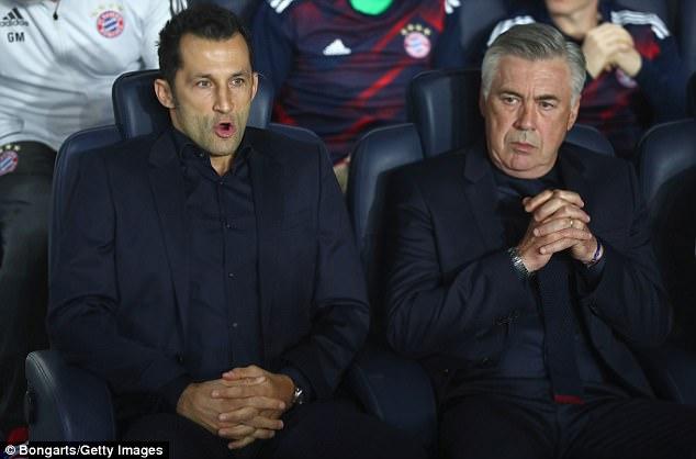 Bayern Munich chính thức sa thải HLV Carlo Ancelotti - ảnh 2