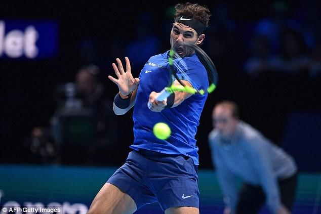 Thất bại trước David Goffin, Rafael Nadal rút lui khỏi ATP Finals 2017 - Ảnh 2.