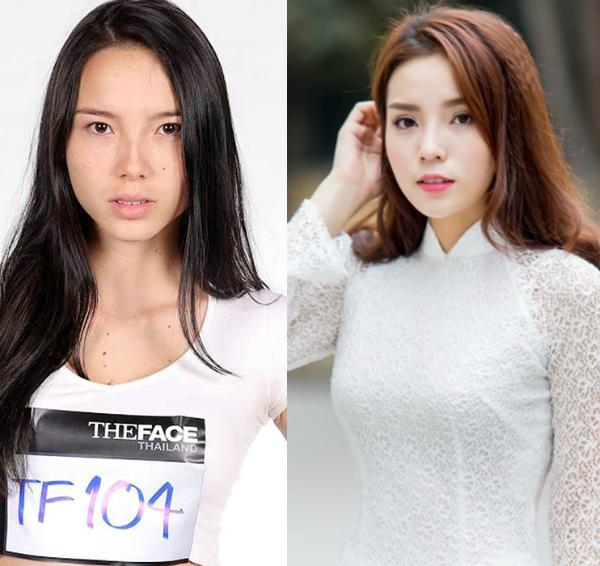 The Face Thái Lan: Thí sinh này như bản sao của Hoa hậu Kỳ Duyên - Ảnh 5.