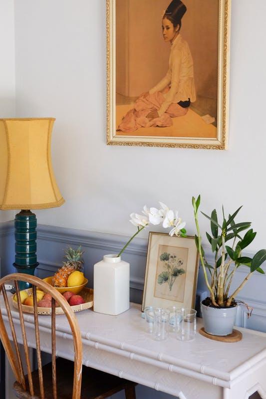 Căn nhà có khoảng sân xinh xắn và không gian màu pastel nhẹ nhàng - Ảnh 7.