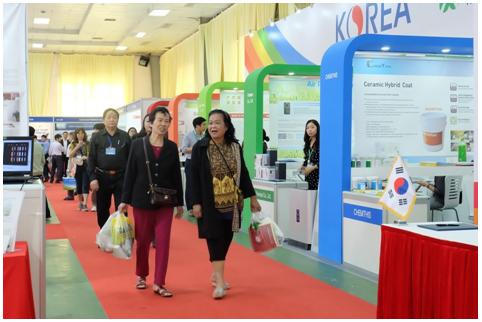 Doanh nghiệp Hàn Quốc tìm cơ hội đầu tư tại Vietnam Expo 2017 - Ảnh 3.