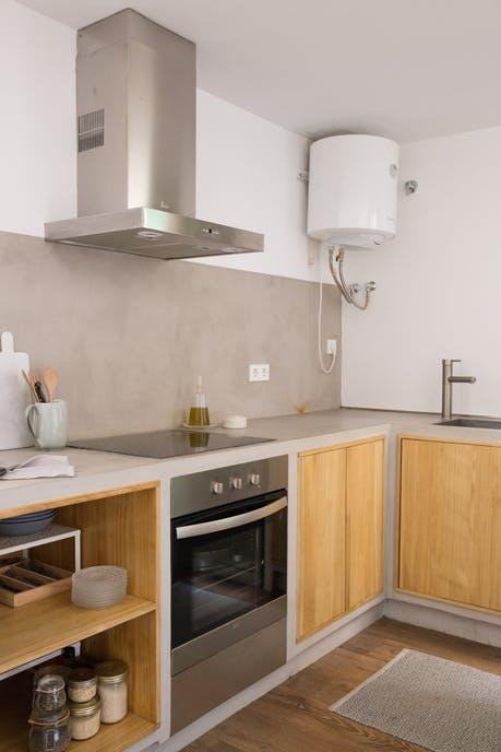 Thích mê không gian trong căn hộ mang phong cách tối giản - Ảnh 4.