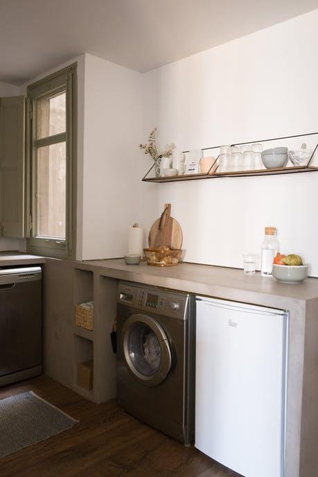 Thích mê không gian trong căn hộ mang phong cách tối giản - Ảnh 5.