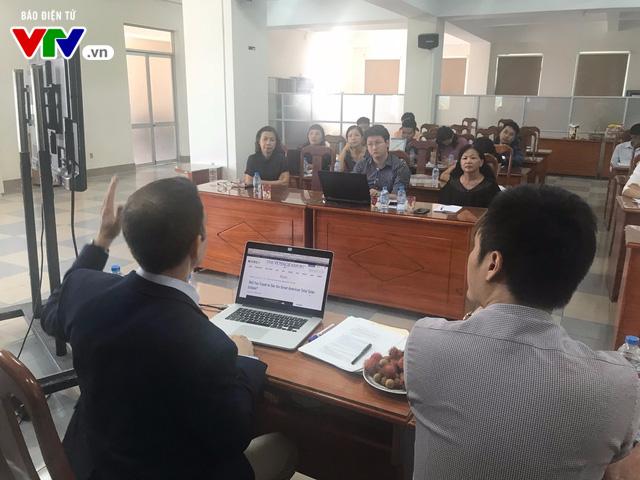 VTV8 khai giảng khoá học Sản xuất tin tức đa phương tiện - Ảnh 5.