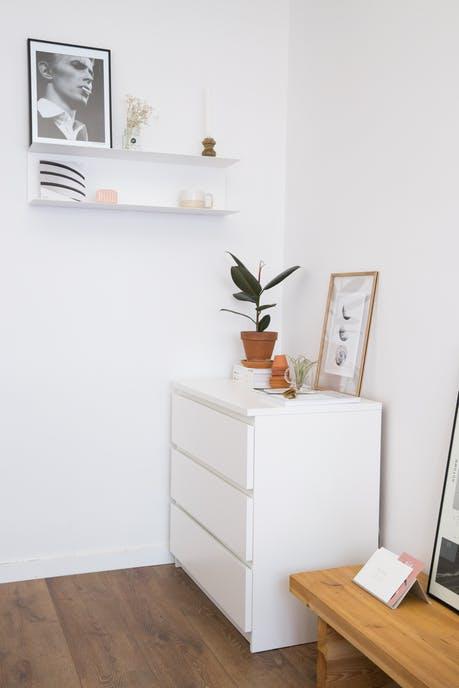 Thích mê không gian trong căn hộ mang phong cách tối giản - Ảnh 6.