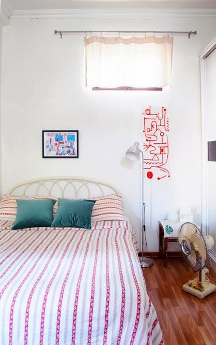 Không gian sống nhỏ gọn, đầy màu sắc của cặp đôi ở Bắc Kinh - Ảnh 8.