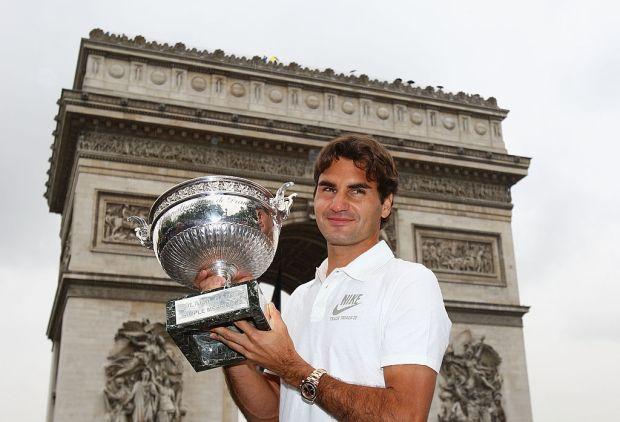 Sốc: Roger Federer có thể không tham dự Pháp mở rộng - Ảnh 1.