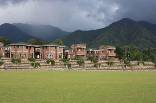 Các trường học có kiến trúc đẹp nhất Ấn Độ - Ảnh 8.