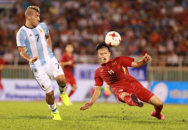 U20 Việt Nam và quá trình chuẩn bị lịch sử cho VCK World Cup U20 - Ảnh 3.