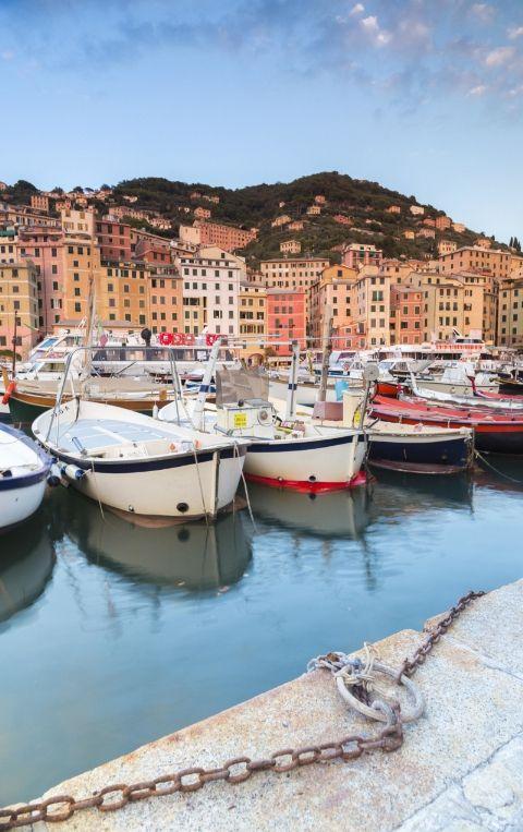 Những thị trấn sát biển đầy màu sắc trên khắp thế giới - ảnh 3