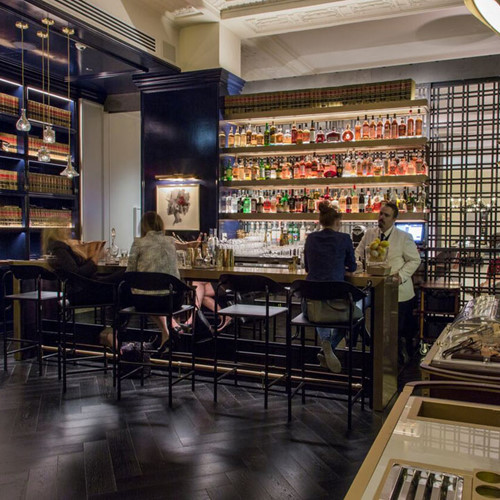10 quán bar khách sạn đẹp nhất thế giới - Ảnh 4.