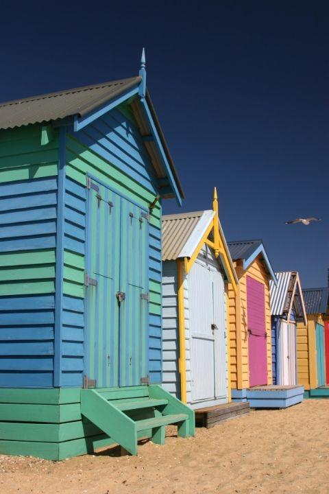 Những thị trấn sát biển đầy màu sắc trên khắp thế giới - ảnh 5