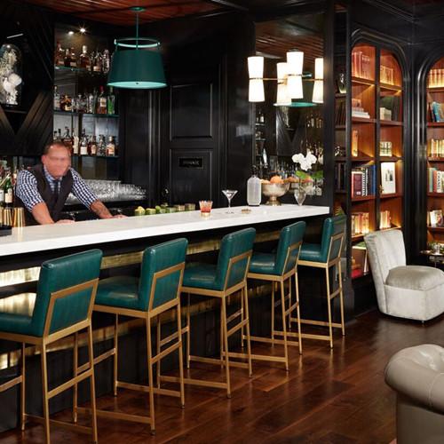 10 quán bar khách sạn đẹp nhất thế giới - Ảnh 6.