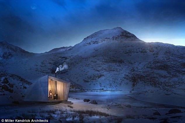 Trải nghiệm cuộc sống trong những căn hộ mini ở xứ Wales - Ảnh 6.