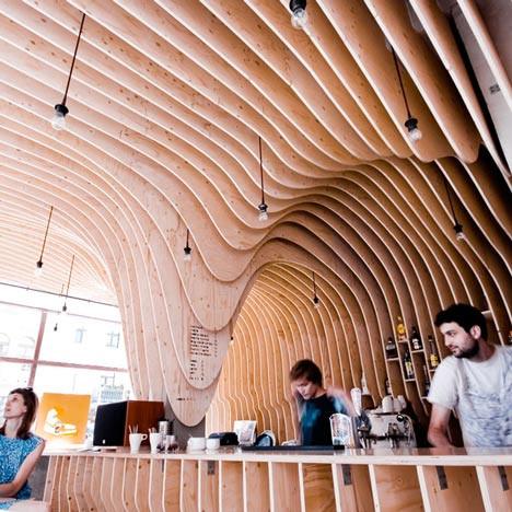 Điểm danh những quán cà phê độc đáo nhất thế giới - Ảnh 8.