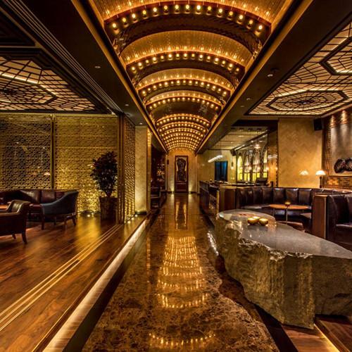 10 quán bar khách sạn đẹp nhất thế giới - Ảnh 9.