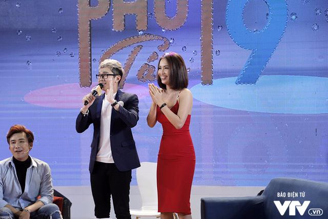 Ái Phương, Chí Thiện cười hết cỡ, chơi hết mình với khán giả tại Telefilm 2017 - Ảnh 4.