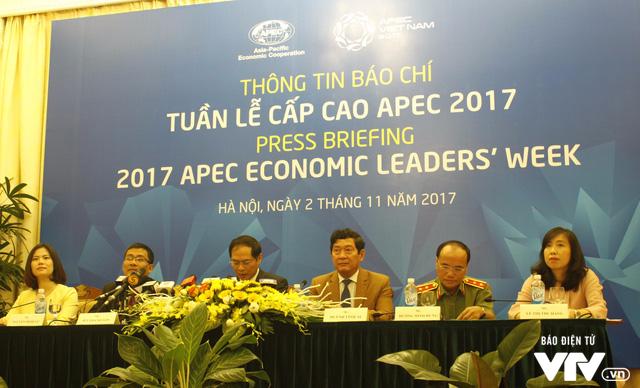 Công tác chuẩn bị kỹ lưỡng cho APEC 2017 đã hoàn tất - Ảnh 2.