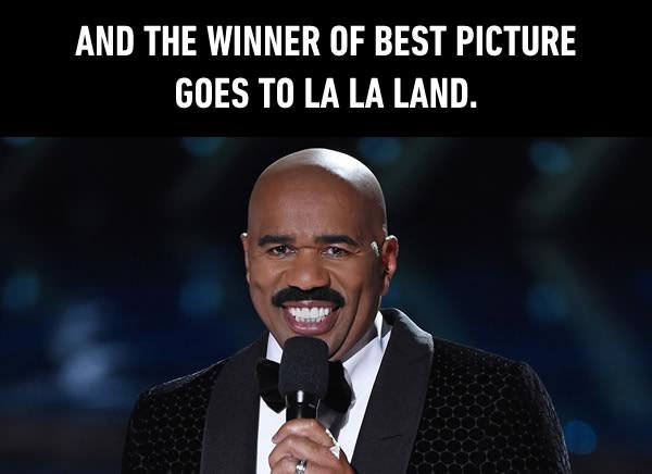 Cười té ghế với loạt ảnh chế về thảm họa trao nhầm giải tại Oscar 2017 - Ảnh 4.