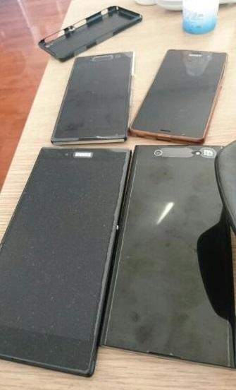 Lộ ảnh loạt siêu phẩm Sony Xperia trước ngày ra mắt tại MWC 2017 - Ảnh 1.