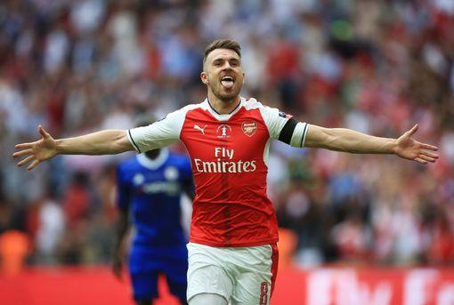 Những hình ảnh đáng nhớ trong ngày đăng quang FA Cup thứ 13 của Arsenal - Ảnh 13.