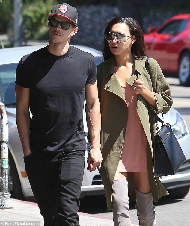 Bạo hành chồng, sao phim Glee đòi ly hôn lần 2 - Ảnh 1.