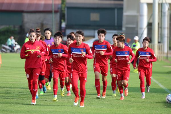 ĐT bóng đá nữ Việt Nam tập huấn tại Nhật Bản: Kỳ vọng cho SEA Games 29 - Ảnh 1.