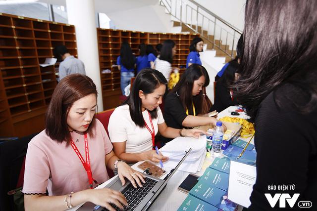 Trung tâm Báo chí Quốc tế APEC 2017: Quy mô và chuyên nghiệp! - Ảnh 1.