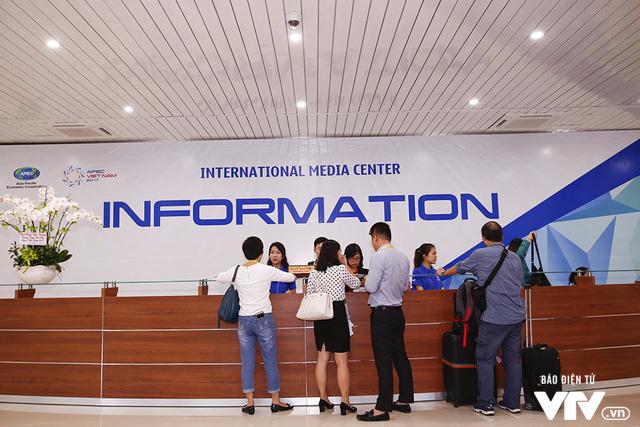 Trung tâm Báo chí Quốc tế APEC 2017: Quy mô và chuyên nghiệp! - Ảnh 2.
