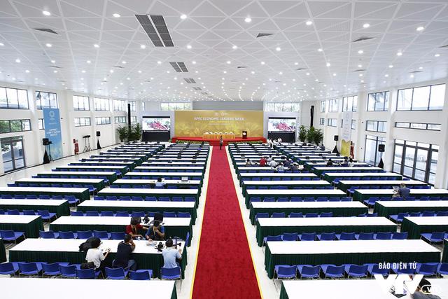 Trung tâm Báo chí Quốc tế APEC 2017: Quy mô và chuyên nghiệp! - Ảnh 5.