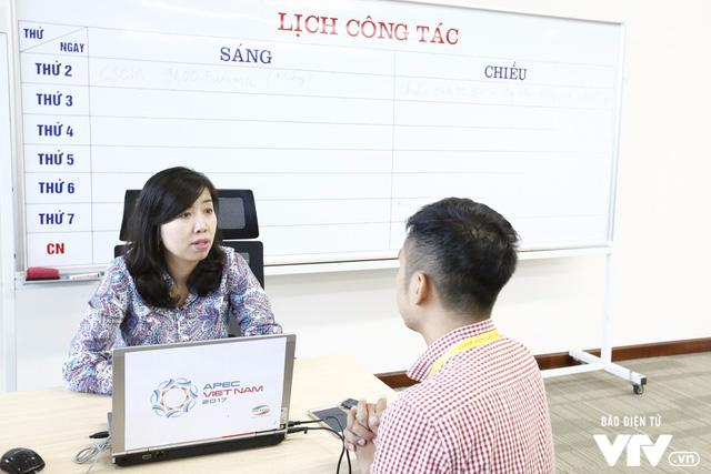 Trung tâm Báo chí Quốc tế APEC 2017: Quy mô và chuyên nghiệp! - Ảnh 11.
